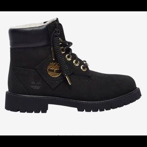 "Timberland 6"" premium shearling waterproof boots"